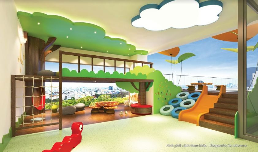 """Dự án chung cư đầu tiên xây hồ bơi """"siêu sang"""" dành riêng cho cư dân - 6"""