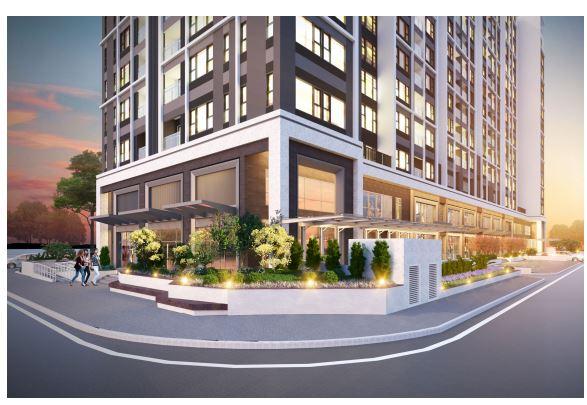 """Dự án chung cư đầu tiên xây hồ bơi """"siêu sang"""" dành riêng cho cư dân - 10"""