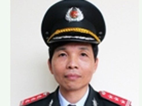 Ông Nguyễn Trọng Điều vẫn là Thanh tra viên chính dù đã bị cách chức vì dùng bằng giả.