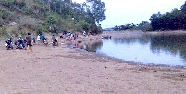 Một vụ đuối nước tại Đập Choạc, huyện Yên Thành (Nghệ An) khiến 3 chị em họ tử vong.