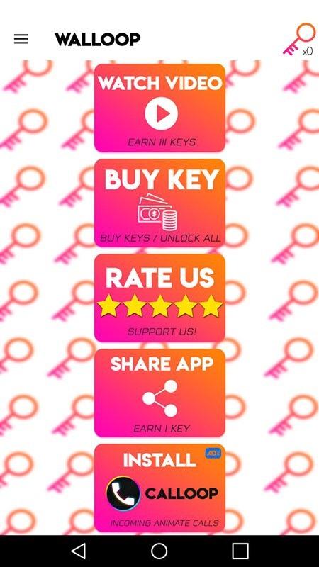 Ứng dụng mang bộ sưu tập hình nền chất lượng cao tuyệt đẹp lên smartphone - 5