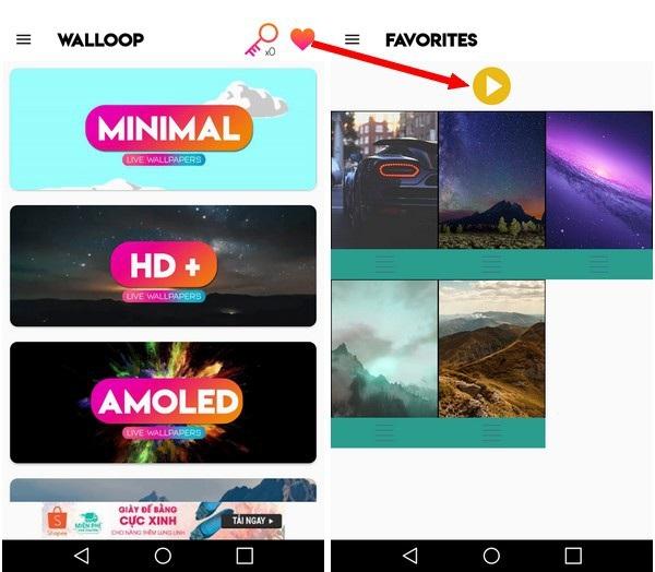 Ứng dụng mang bộ sưu tập hình nền chất lượng cao tuyệt đẹp lên smartphone - 8