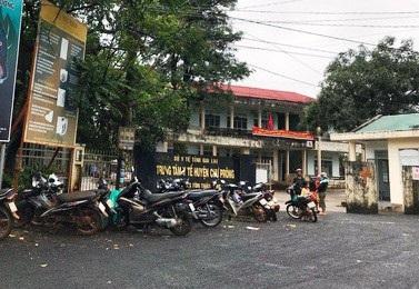 Trung tâm y tế huyện Chư Prông