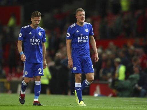 Cuối cùng Leicester cũng không thể có được trận hòa tại MU, họ đã khởi đầu mùa giải với một thất bại