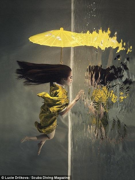 Thổi bay tâm trí với những bức ảnh chiến thắng trong cuộc thi ảnh dưới nước - 13