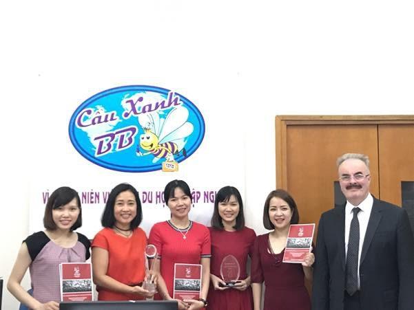 Công ty tư vấn du học Cầu Xanh tự hào là đối tác hàng đầu của HTMi và nhiều trường Thuỵ Sỹ.
