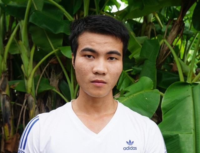 Vượt qua nghịch cảnh, Nguyễn Công Anh trở thành tân sinh viên khoa Công nghệ thông tin, Trường ĐH Vinh