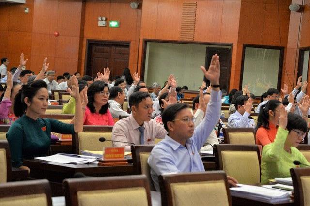 Trước đó, hồi tháng 3, HĐND TPHCM đã thông qua đề án mức thu nhập chuyên gia, nhà khoa học đối với lĩnh vực thành phố cần thu hút giai đoạn 2018-2022.