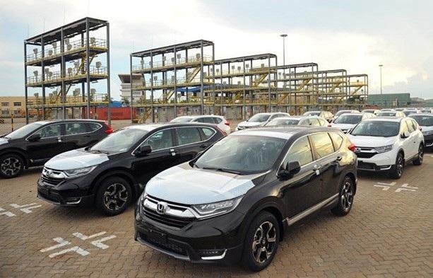 Lượng xe nhập khẩu trong tuần đạt 1.287 chiếc tương ứng tổng trị giá khoảng 31,3 triệu USD.