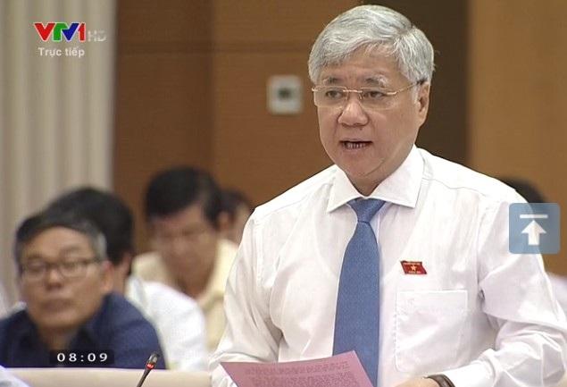 Bộ trưởng - Chủ nhiệm UB Dân tộc Đỗ Văn Chiến