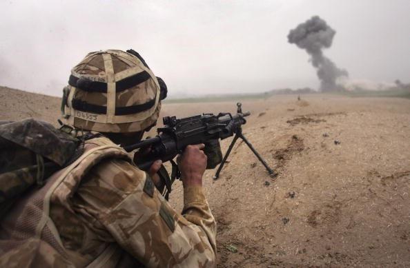 Đặc nhiệm Anh nổi tiếng với những phát súng bắn tỉa tiêu diệt khủng bố ở khoảng cách hàng km. (Ảnh minh họa: Getty)