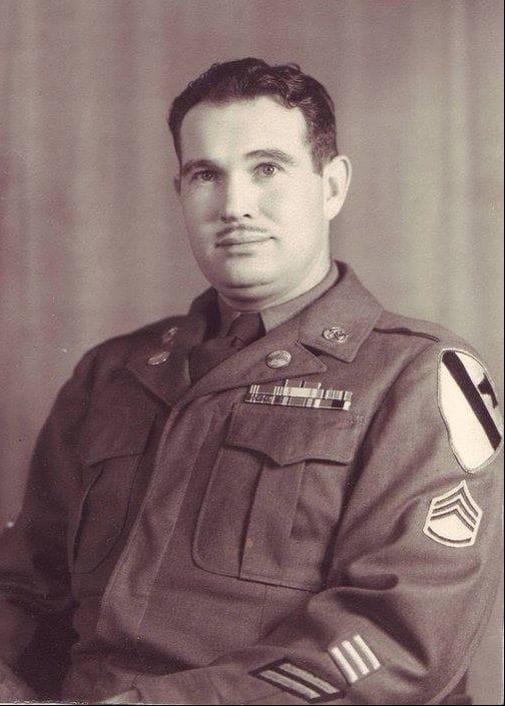 Thượng sĩ Lục quân Charles Hobert McDaniel Sr. (Ảnh: Washington Post)
