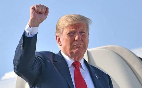 Tổng thống Mỹ Donald Trump. Ảnh: AFP