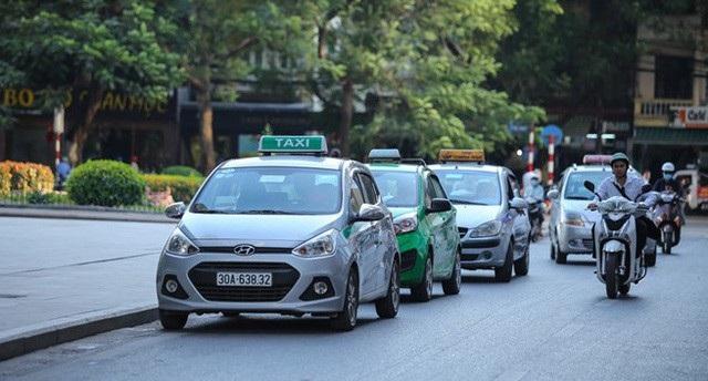 """Hiệp hội taxi Hà Nội """"kể tội"""" chương trình thí điểm Grab lên Thủ tướng - 1"""
