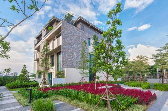 Sở hữu một không gian sống xanh là mơ ước của nhiều khách hàng khi mua nhà