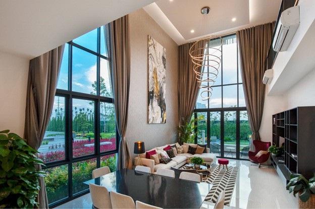 The Mansions mang đến một không gian sống đẳng cấp giữa thiên nhiên trong lành