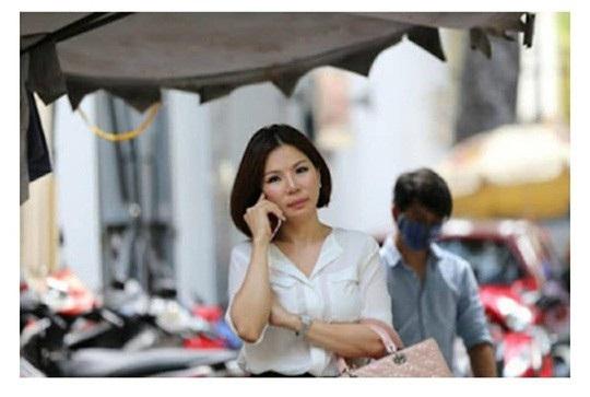 Bà Vũ Thụy Hồng Ngọc