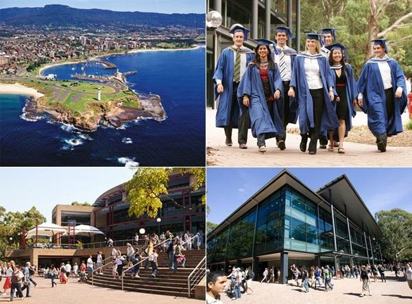 Danh sách học bổng du học Úc kỳ nhập học tháng 10/2018 - 3
