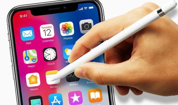 Các mẫu iPhone X năm nay có thể sẽ được hỗ trợ bút cảm ứng Apple Pencil.