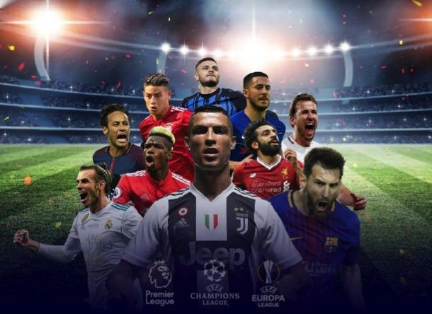 Khán giả có thể xem Ngoại hạng Anh, Champions League, Europa League được phát sóng trực tiếp trọn vẹn duy nhất trên các kênh K+