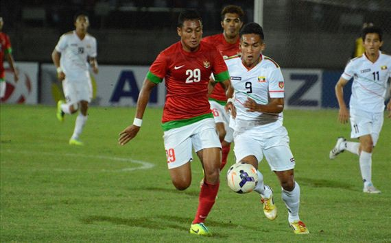 Indonesia bất ngờ nhận thất bại trong nội dung bóng đá nam, Asiad 2018