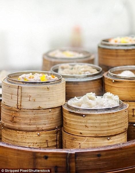 """Ăn """"dim sum"""" ở Hồng Kông là trải nghiệm thứ 10 đáng có trong đời."""