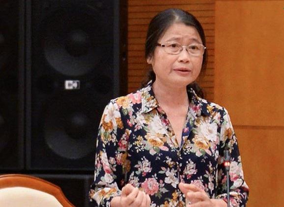Bà Đỗ Thị Hoàng: Có huyện chúng tôi giảm một lúc 79 biên chế nhưng không ai oán giận vì huyện bố trí cho những người thôi công vụ tiếp tục công việc ở các đơn vị ngoài công lập.