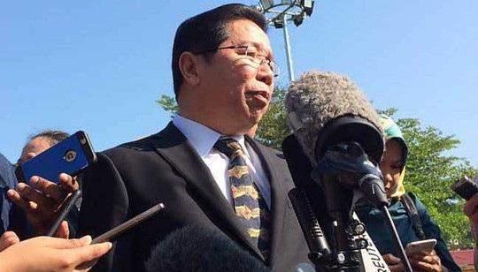 Luật sư Gooi Soon Seng. Ảnh: Free Malaysia Today