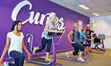 Curves – phòng gym dành riêng cho phụ nữ trung niên và cao tuổi tại Nhật Bản