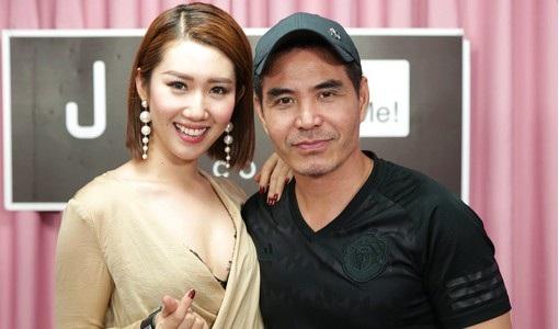 """Mới đây, Trung Dũng cùng với dàn diễn viên phim """"Gạo nếp gạo tẻ"""" đang gây sốt khán giả yêu phim Việt truyền hình phía Nam."""