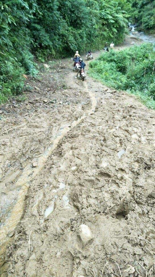 Hoặc bùn lầy trơn trượt