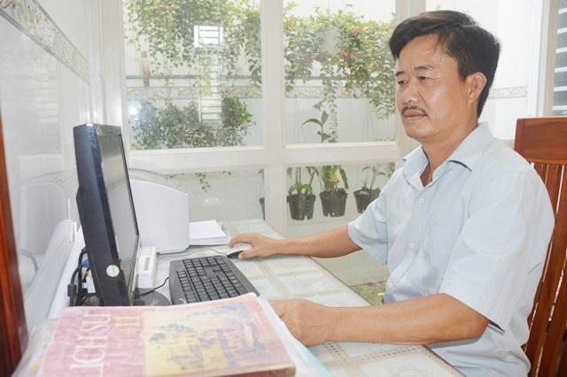 Thầy Nguyễn Văn Cum.