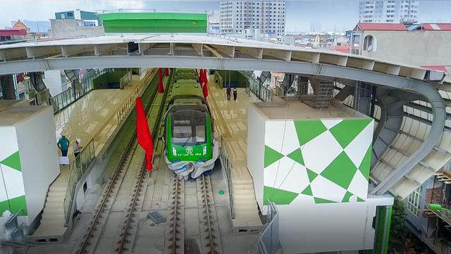 Dự án Đường sắt đô thị Cát Linh - Hà Đông sử dụng vốn vay Trung Quốc bị đội vốn, kéo dài