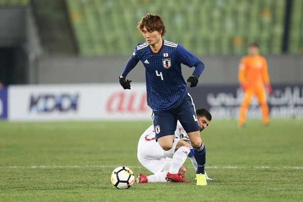 Những ngôi sao của Olympic Nhật Bản khiến Olympic Việt Nam cần dè chừng - 4