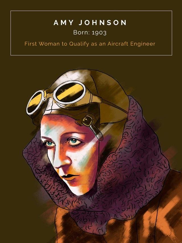 10 nữ phi công nổi tiếng thế giới của ngành hàng không - 5