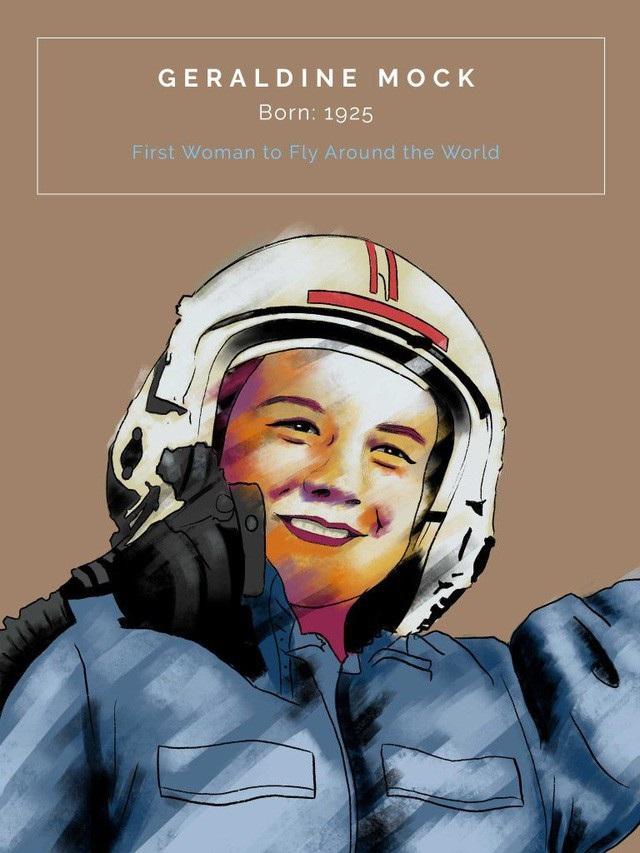 10 nữ phi công nổi tiếng thế giới của ngành hàng không - 8