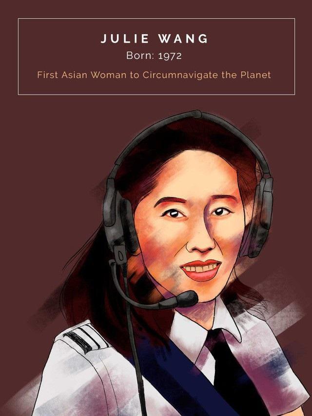 10 nữ phi công nổi tiếng thế giới của ngành hàng không - 10