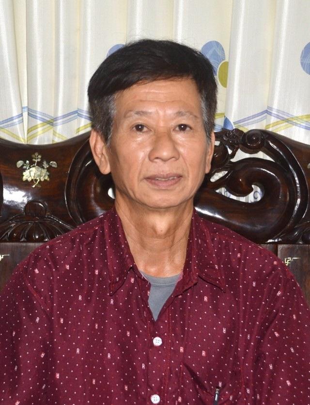 Thầy giáo Đào Phụ.