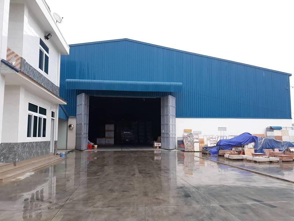 Dù bị tuýt còi từ khi vừa triển khai xây dựng nhưng công ty CP XNK Nam Long vẫn hoàn thiện hết các hạng mục.