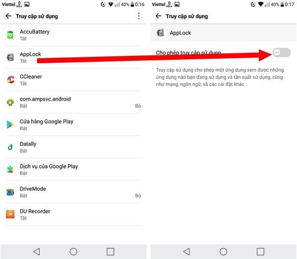 Thủ thuật giúp bảo vệ tin nhắn, email, hình ảnh riêng tư.... trên smartphone - 4