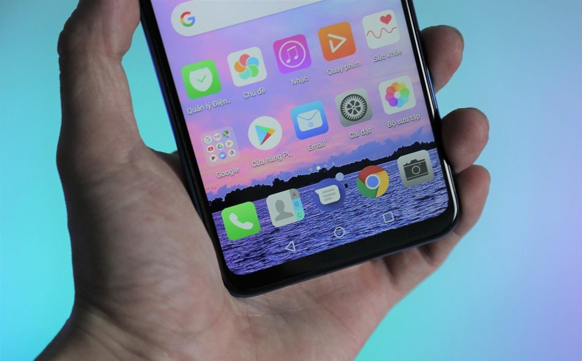 "Đánh giá Huawei Nova 3i, smartphone ""lai"" P20 Pro - 3"
