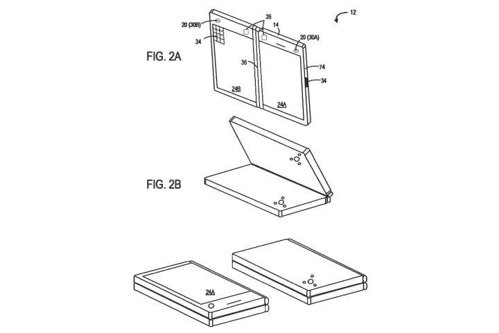 Microsoft sẽ tung thiết bị 2 màn hình và gọi điện video 3 chiều - 3