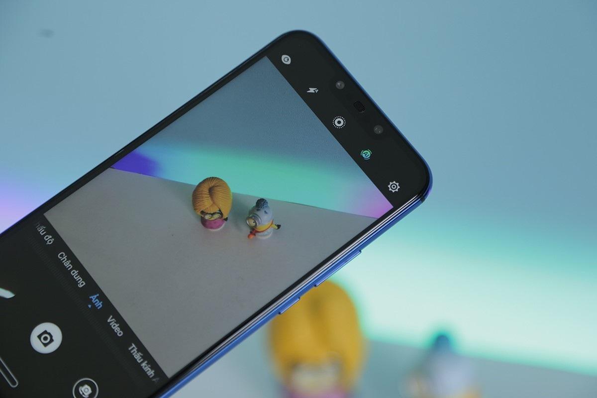 "Đánh giá Huawei Nova 3i, smartphone ""lai"" P20 Pro - 5"