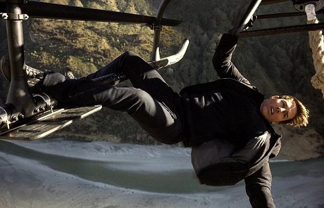 """Tom Cruise đã đến lúc """"nghỉ hưu""""?"""
