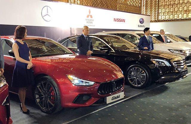 Triển lãm ôtô lớn nhất Việt Nam sẽ vắng BMW, Hyundai và Mazda - 4