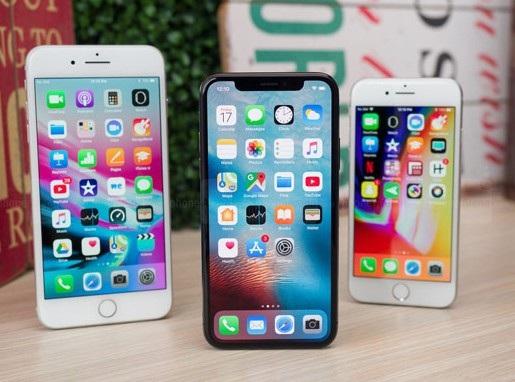 Dù được trang bị công nghệ sạc nhanh và thỏi pin không quá lớn nhưng tốc độ sạc của bộ 3 iPhone 8/8 Plus và X khiến nhiều người thất vọng