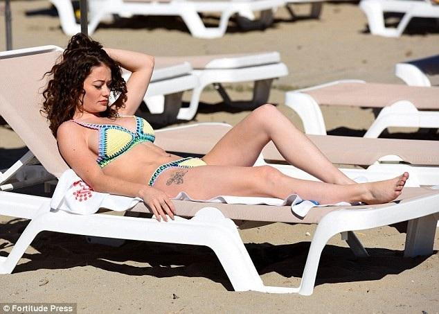 Jess Impiazzi tin rằng chỉ có tập luyện chăm chỉ mới khỏe và đẹp lâu dài