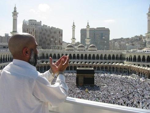 Lễ hành hương kéo dài từ ngày 19-24/8 tới sẽ thu hút 2 triệu người Hồi giáo từ khắp nơi trên thế giới. Ảnh: Wikipedia