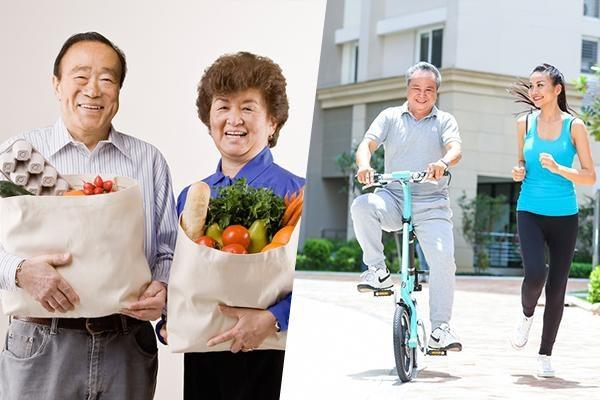 Đồng thời, người bệnh tiểu đường cần thường xuyên luyện tập thể dục ít nhất 30 phút/ngày với các bài tập nhẹ nhàng như: đi bộ, đạp xe đạp, bơi lội, yoga, dưỡng sinh… để tăng khả năng tiêu thụ đường tại mô và cơ.