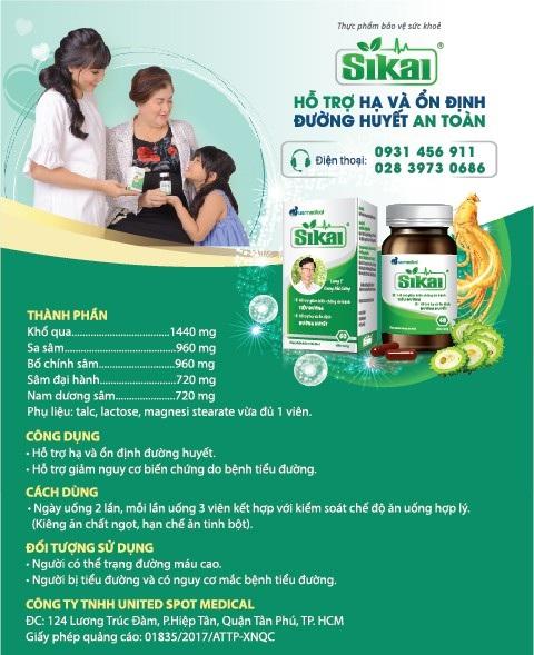 Để biết thêm thông tin chi tiết của sản phẩm, bạn đọc có thể truy cập tại: http://haduongsikai.vn/san-pham-ha-duong-sikai/